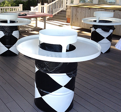 Oyster Tables